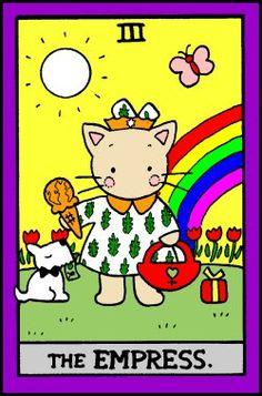 Precepts Of The Prophet - Hello Kitty Tarot