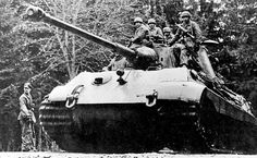 This day in 1944, begin of the Battle of the Bulge, the last major German offensive campaign of World War II