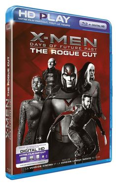 X-Men : Days of Future Past - BLU-RAY NEUF