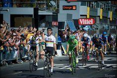 stage 20 winner: Mark Cavendish by kristof ramon, via Flickr. Tour de France 2012, stage 20