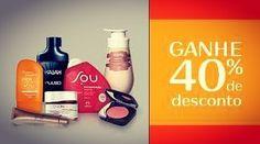 Na sua primeira compra na Rede Natura Espaço Carolina do Valle 40% de desconto! utilize o cupom: ESPECIAL40! *Cupom válido até 30/10/16 ou até atingir 1000 usos. Aplicável apenas na Primeira compr…  #Brasil #Natura #FreteGrátis #Promoção #Desconto #Cupom #Brinde #Presente #RedeNaturaEspaçoCarolinadoValle #ComprarNatura #ComprarNaturaOnline #ConsultoraNaturaDigital #PrimeiraCompra