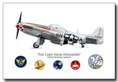 Captain James R. Starnes flew the P-51D Mustang 6N-X (44-14387) which he named 'Tar Heel', when he was assigned to the 505th Fighter Squadron, 339th Fighter Group, 8th USAAF in Europe. He is an Ace with 6 air-to-air victories, 6.5 air-to-ground victories, and 6 damaged.