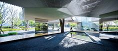 Scenic Architecture · Huaxin Business Center