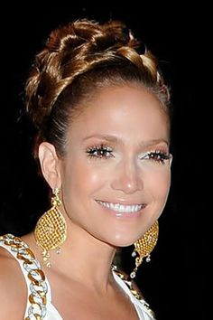 Best and Worst Celebrity Updos for Your Face Shape