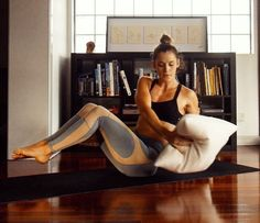Creative Workouts You Can Do At Home: Part 1
