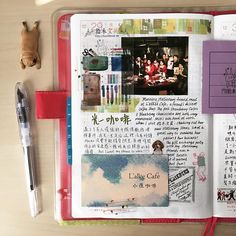 Counting down to my last few days of school, I'm also counting down here on my Hobonichi from 2016 #daily #dailysketch #journal #hobo #hobonichi #hobonichitecho #washi #design #絵日記 #手帳 #ほぼ日 #文具控 #文具 #winsorandnewton #手繪 #水彩 #手帳好朋友 #stationery #penguins #travel #penguinscreative #urbanjournal #urbanjournaling #ほぼ日手帳