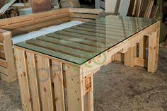 Bancali mobili ~ Tavolo recyclart tavolo mobili e pallet