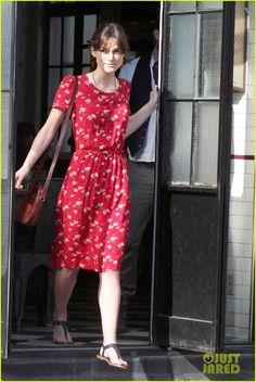 Keira Knightley has amazing Style