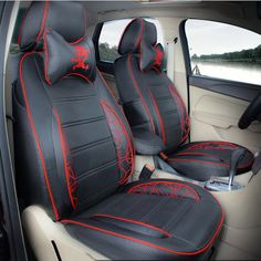 Dedicated Cover Seat For Peugeot 206cc Covers Cars Cushion Interior Accessories PU Leather