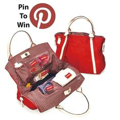 Enter Danzo Baby's Pin to Win contest! This week, one lucky winner will receive a discount on any Danzo Baby diaper bag on http://danzobaby.com. Read the Pinterest contest rules at http://pinterest.com/pin/13510867603028266/ and enter by Aug. 24th at 11:59 pm EST. Good luck and happy pinning!