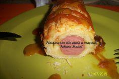 Fritadeira sem Óleo AirFryer Ajuda a Emagrecer: Cachorrinho na crosta de queijo ralado parmesão na...