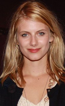Melanie Laurent from Iglourious Basterds