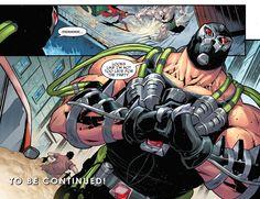 Epic Battle Between Bane, Batman and Doomsday 🖤💀 . Bane Batman, Batman Universe, Comics Universe, Comics Online, Dc Comics, Injustice Comic, Comic Art, Comic Books, Superhero Villains