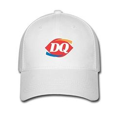 Amazon com Dairy Queen Logo KingDeng Lowest Price Black Cap Clothing