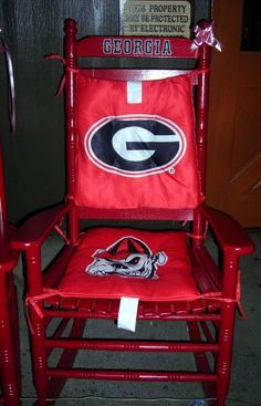 Georgia Rocking Chair. I want it!