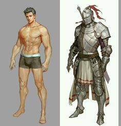 Pin do(a) duong tien em male character concepts