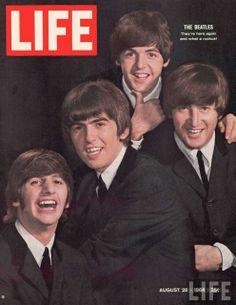 LIFE Magazine - The Beatles, Aug 1964