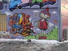 Street Art - Iceland