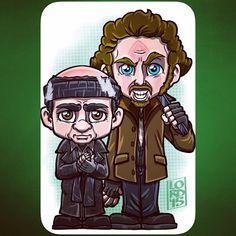 Home Alone- the Wet Bandits!! By Lord Mesa