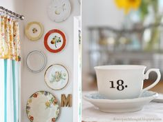 Cottage Style Decorating | The Lettered Cottage