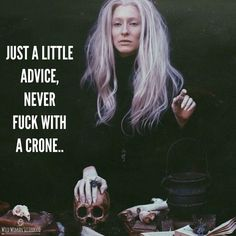 Image result for embracing the crone