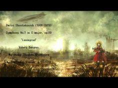 ▶ Shostakovich: Symphony No.7 - Gergiev/MTO(2010Live) - YouTube