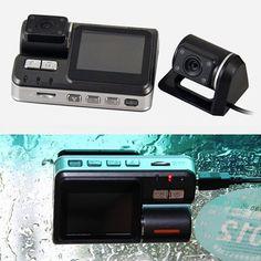 HD 720P Dual Lens Dashboard Car vehicle Camera Video Recorder DVR CAM G-sensor. My KN (HD 720P Dual Lens Dashboard Car vehicle Camera Video Recorder DVR CAM G-sensor) - http://allgoodies.net/hd-720p-dual-lens-dashboard-car-vehicle-camera-video-recorder-dvr-cam-g-sensor-my-kn-hd-720p-dual-lens-dashboard-car-vehicle-camera-video-recorder-dvr-cam-g-sensor/