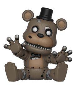 Vinyl Figure: Five Nights at Freddy's - Nightmare Freddy for Collectibles | GameStop