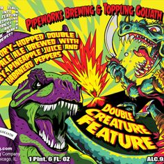 UPCOMING FROM PIPEWORKS