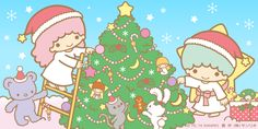 【2015.12】★ #LittleTwinStars #Christmas