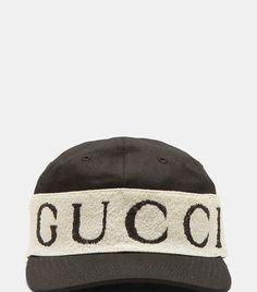 58456a71069 GUCCI LOGO BAND BASEBALL CAP.  gucci