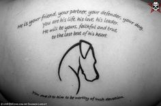 He will be yours, faithful and true, to the last beat of his heart wrapped around Wilson's Paw print