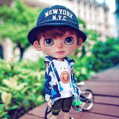 ☀☀☀#Blythe #Blythedoll #customBlythe #noisedoll #Blythecustom #doll