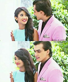 Best Love Stories, Love Story, Kartik And Naira, Kaira Yrkkh, Mohsin Khan, Cutest Couple Ever, Indian Wedding Photography, Tv Actors, Im In Love