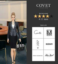 Senator #covetfashion