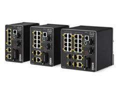 New Cisco Industrial Switch Series: IE 2000