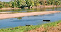 Les bords de la Loire © CRT Centre et Val de Loire - C. Mouton #voyage #france #Loire #centre #valdeloire #fleuve