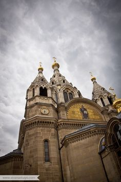 Cathédrale Saint-Alexandre-Nevsky, Paris, France