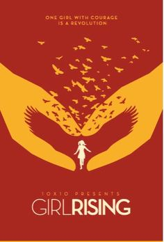 An amazing documentary about the empowerment of women. I literally cried throughout the entire movie, so moving.