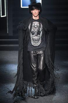 Philipp Plein Fall 2014 Menswear Collection - Vogue