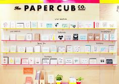 National Stationery Show 2014 Recap Featuring The Paper Cub Co. via Oh So Beautiful Paper: ohsobeautifulpape... | Photo: Nole Garey for Oh So Beautiful Paper #NSS2014