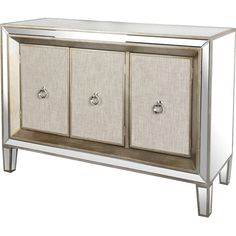 Shop AllModern for stylish sideboards and buffets. Store your extra table linens, dinnerware, and flatware in a modern kitchen buffet and expand your storage options! Mirrored Sideboard, Sideboard Buffet, Wood Buffet, Buffet Tables, Console Tables, Credenza, Mid Century Modern Sideboard, Kitchen Buffet, Table Linens