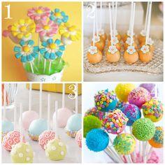 Top 8 Festive Spring Cake Pops • CakeJournal.com