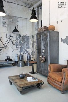 INDUSTRIAL INTERIOR ITEMS FOR YOUR HOME See more at: http://vintageindustrialstyle.com/industrial-interior-items-home