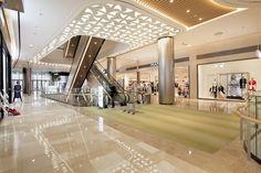 Benoy  LOTTE World Mall   Retail Interior Design