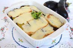 Ricette Contorni Tortino di melanzane e patate