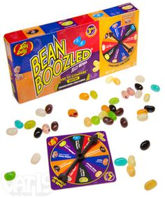 Beanboozled by Jelly Belly - Every bean could be either super tasty or wildly wacky!
