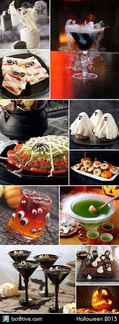 Creative #Halloween Party Ideas