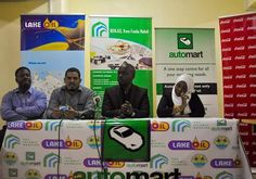 At the press conference earlier this week.  #Automart2016 #LakeOil #PublicBankOfZanzibar #Hapenning #ThisSunday #CocoMihogo #DontMissOut #ComeSellComeBuy