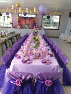 Rapunzel / Tangled Birthday Party Ideas   Photo 1 of 28
